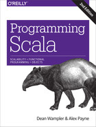 Cover of Programming Scala, 2nd Edition