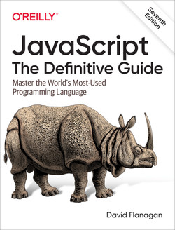 JavaScript: The Definitive Guide, 7th Edition by David Flanagan