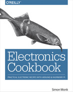 Cover of Electronics Cookbook