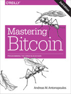 Cover of Mastering Bitcoin, 2nd Edition