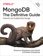 Cover of MongoDB: The Definitive Guide, 3rd Edition