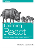 Cover of Learning React, 1st Edition