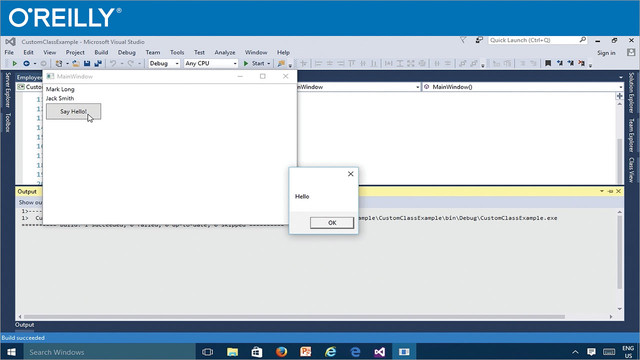 Intermediate Windows Presentation Foundation