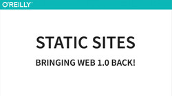Static Site Generators: Why Use Them and How They Work