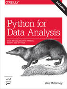 Cover of Python for Data Analysis, 2nd Edition