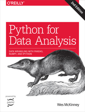 Python for Data Analysis, 2nd Edition [Book]