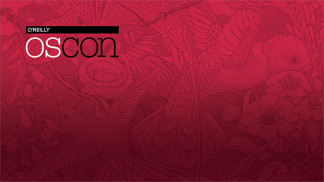 OSCON 2016 - London, United Kingdom