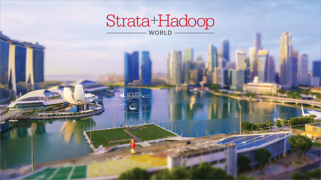 Strata + Hadoop World 2016 - Singapore