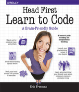 Cover of Head First Learn to Code
