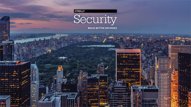 O'Reilly Security Conference - New York, NY 2016