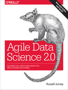 Cover of Agile Data Science 2.0