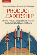 Cover of Product Leadership, 1st Edition