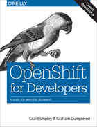 Cover of OpenShift for Developers