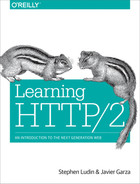Cover of Learning HTTP/2