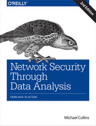 Cover of Network Security Through Data Analysis, 2nd Edition