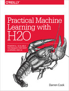 Cover of Practical Machine Learning with H2O