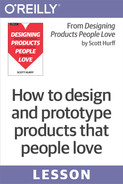 Cover of How to design and prototype products that people love
