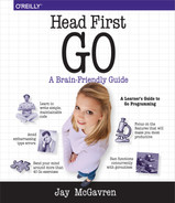 Cover of Head First Go