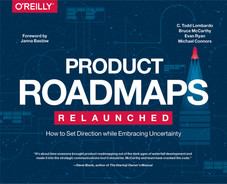 Cover of Product Roadmaps Relaunched