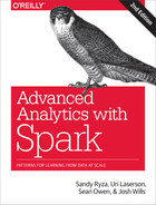 Cover of Advanced Analytics with Spark, 2nd Edition