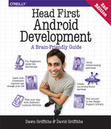 Cover of Head First Android Development, 2nd Edition