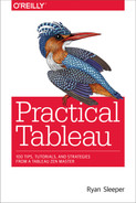 Cover of Practical Tableau