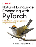 Natural Language Processing with PyTorch