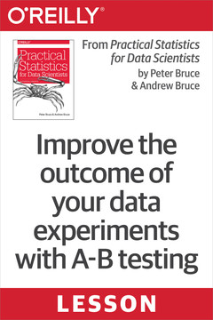 Improve the outcome of your data experiments with A-B testing