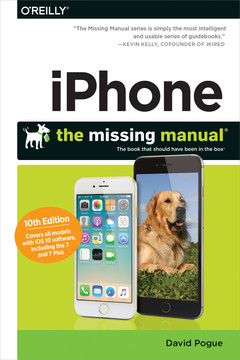 iPhone: The Missing Manual, 10th Edition
