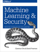 Cover of Machine Learning and Security