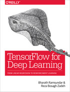 Cover of TensorFlow for Deep Learning