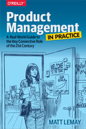 Cover of Product Management in Practice