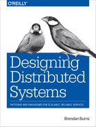 Cover of Designing Distributed Systems