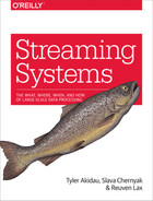 Cover of Streaming Systems