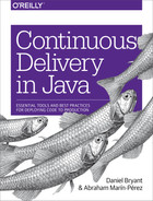 Cover of Continuous Delivery in Java