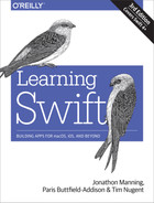 Cover of Learning Swift, 3rd Edition