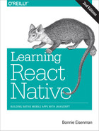 Cover of Learning React Native, 2nd Edition