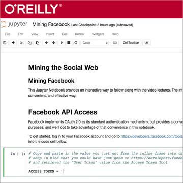 Mining the Social Web - Facebook