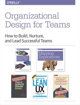 Organizational Design for Teams, 1st Edition