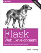 Cover of Flask Web Development, 2nd Edition