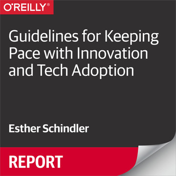 Guidelines for Keeping Pace with Innovation and Tech Adoption, 1st Edition