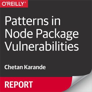 Patterns in Node Package Vulnerabilities