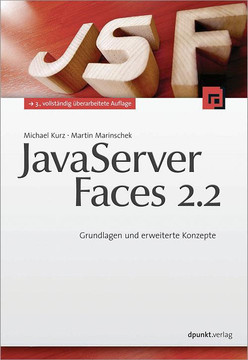 JavaServer Faces 2.2, 3rd Edition