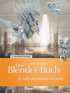 Das Blender-Buch, 5th Edition