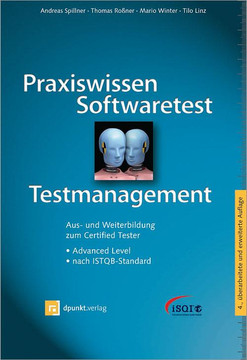 Praxiswissen Softwaretest – Testmanagement, 4th Edition