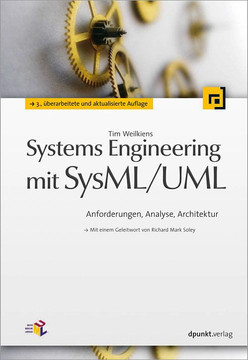 Systems Engineering mit SysML/UML, 3rd Edition