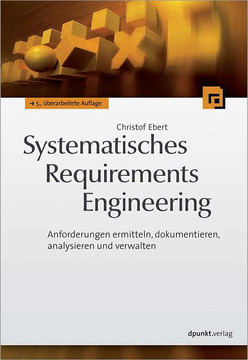 Systematisches Requirements Engineering, 5th Edition
