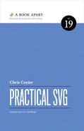 Cover of Practical SVG