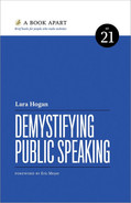 Cover of Demystifying Public Speaking