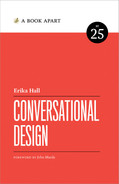 Cover of Conversational Design